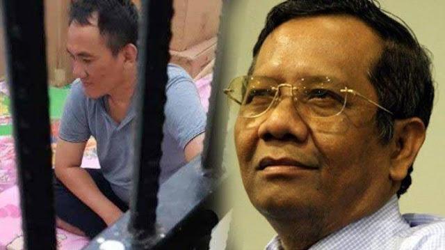Kecurigaan Mahfud MD soal Narkoba Andi Arief dan Nuansa Balas Dendam