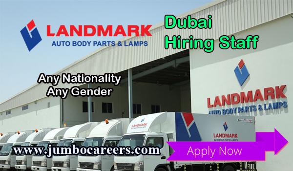 Recent Dubai job vacancies, job listing in Dubai,
