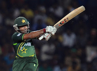 Australia vs Pakistan 40th Match ICC Cricket World Cup 2011 Highlights