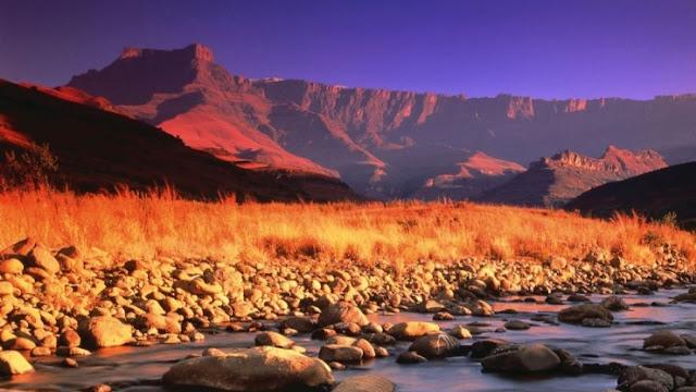 Melihat Drakensberg