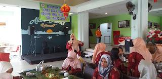 IBI Ranting Jaluko Gelar Silaturahmi Antara Pengurus Dengan Para Anggota.