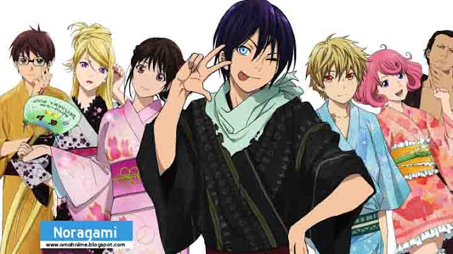 Noragami BD Batch Subtitle Indonesia