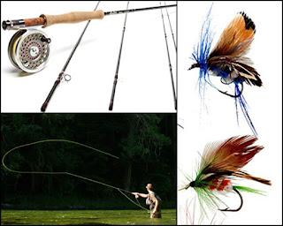 Joran Pancing Fly Fishing