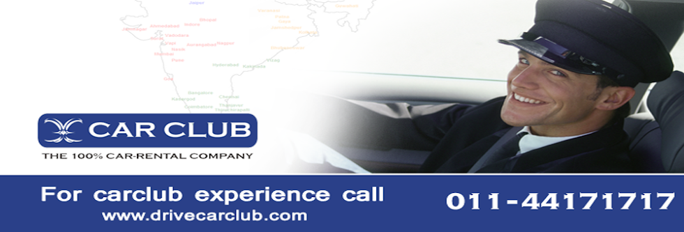 Car Rental Company India 91 11 4417 1717 Drive Car Club Self