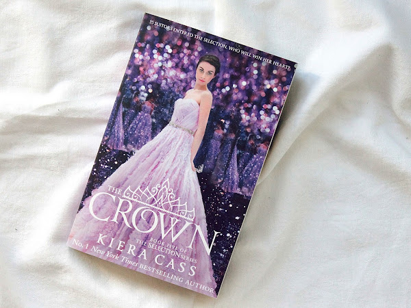 [Rezension] The Crown - Kiera Cass