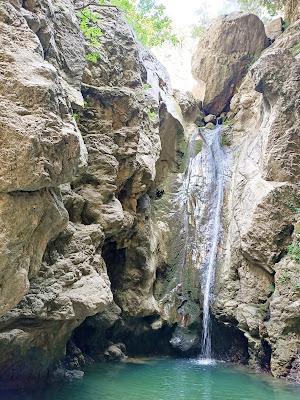 Parco dei Nebrodi Sicilia Cascata Catafurco