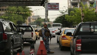 المرور تعلن تقديمها مقترحاً لرفع السيطرات وفك الاختناقات المرورية ببغداد