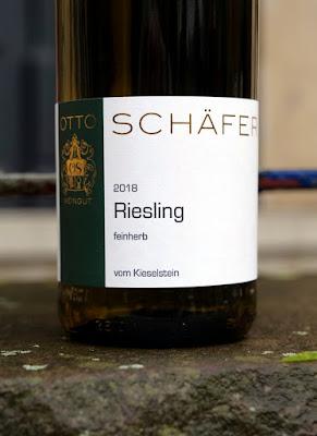 Riesling aus dem Weingut Otto Schäfer.