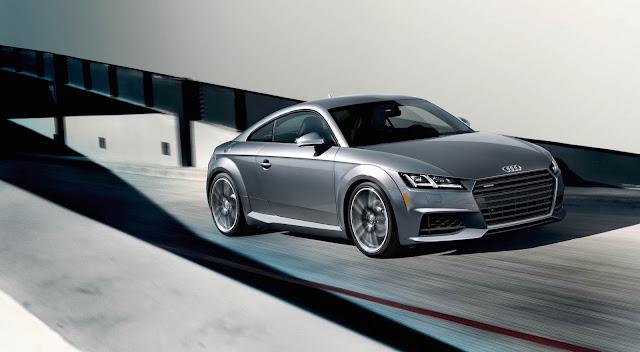 2022 Audi TT Review
