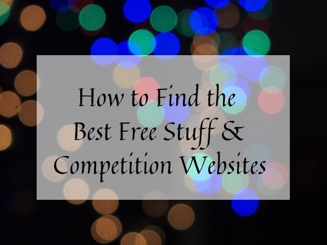 How to Find the Best Free Stuff and Competition Websites