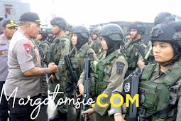 Polisi di Mimika, Papua Jangan Lengah! Berikut Pernyataan Kapolda Papua