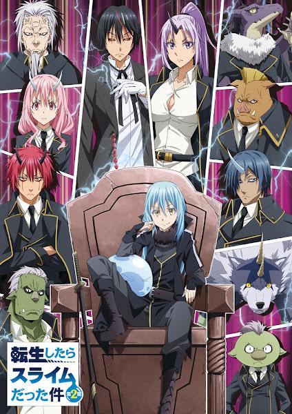 Tensei shitara Slime Datta Ken 2nd Season BD