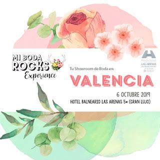 mi boda rocks experience valencia 6 octubre 2019 showroom nupcial