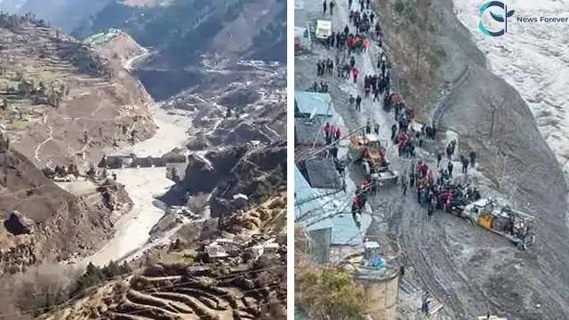 Relation Of Jokulhlaup In Glacier Movement In Uttarakhand