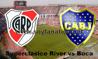 Superclásico Boca vs River 2017