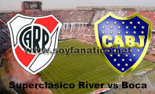 Superclásico Boca vs River 2017