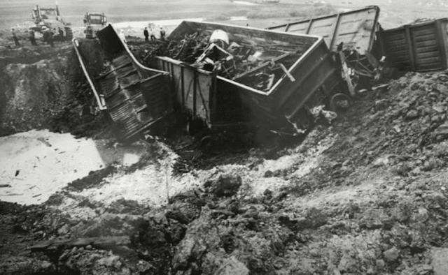 كارثة القطار في أوفا
