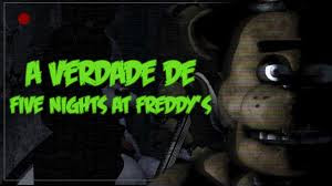 O assassino do Five Nights at Freddy's