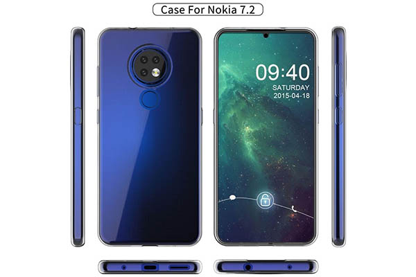 Interesting, This is the Latest Leak on Nokia 7.2