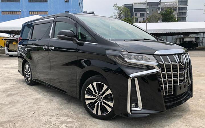 10 ô tô bán ít nhất Việt Nam tháng 5.2020