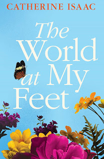 The World At My Feet by Catherine Isaac book cover