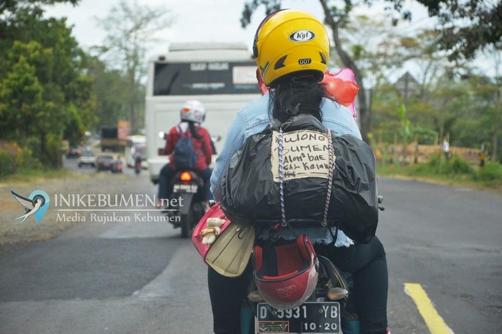H-4 Lebaran, 66.451 Kendaraan Jakarta Masuk ke Kebumen