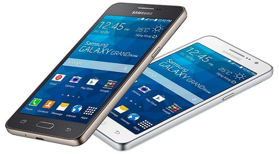 Nyobain fitur Samsung Galaxy Grand Prime