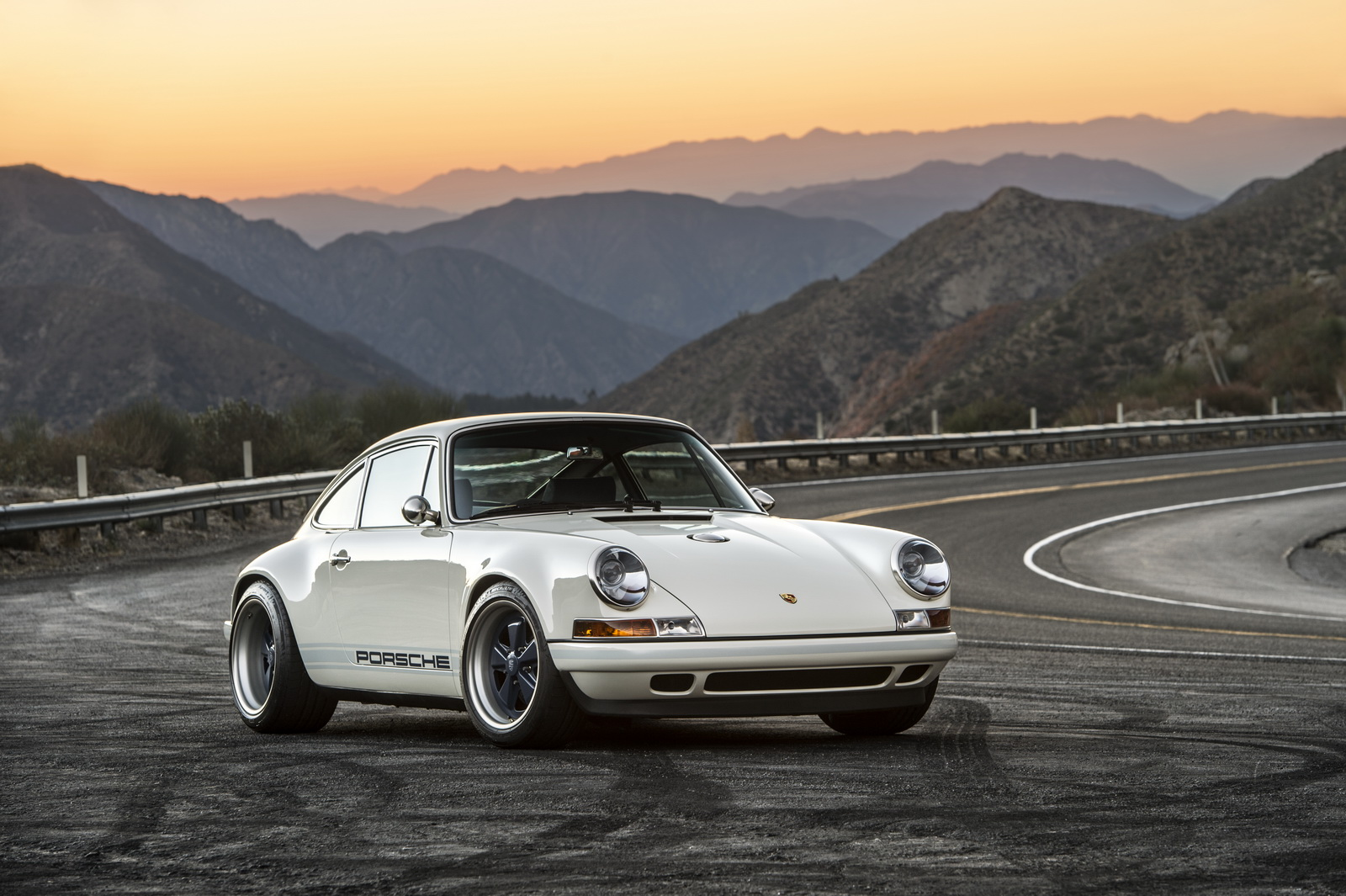 Singer To Bring Latest Newcastle 911 To Goodwood 33