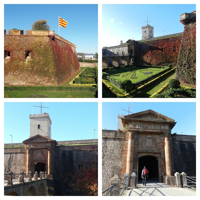 Castell de Montjuïc - Barcelona