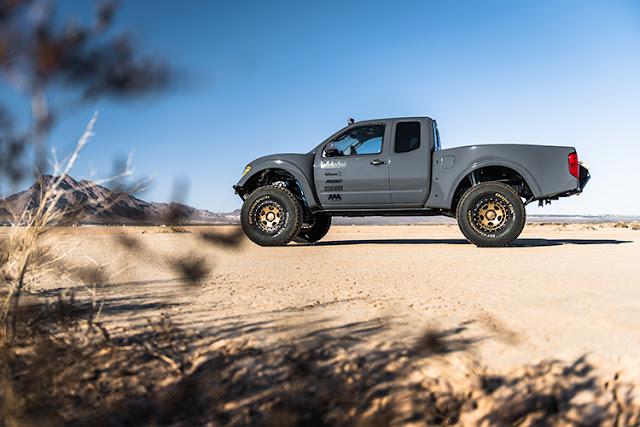 Nissan Frontier Desert Runner Frontier%2BDesert%2BRunner