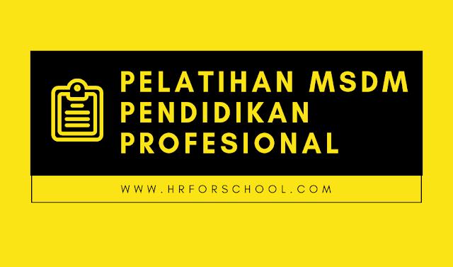 pelatihan manajemen sdm pendidikan - manajemen sekolah