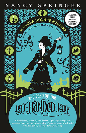 Kids' Book Review: Review: An Enola Holmes Mystery: Book 2