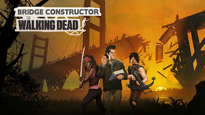 Play Bridge Constructor: The Walking Dead with a VPN