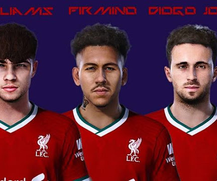 PES 2021 Liverpool Mini Facepack