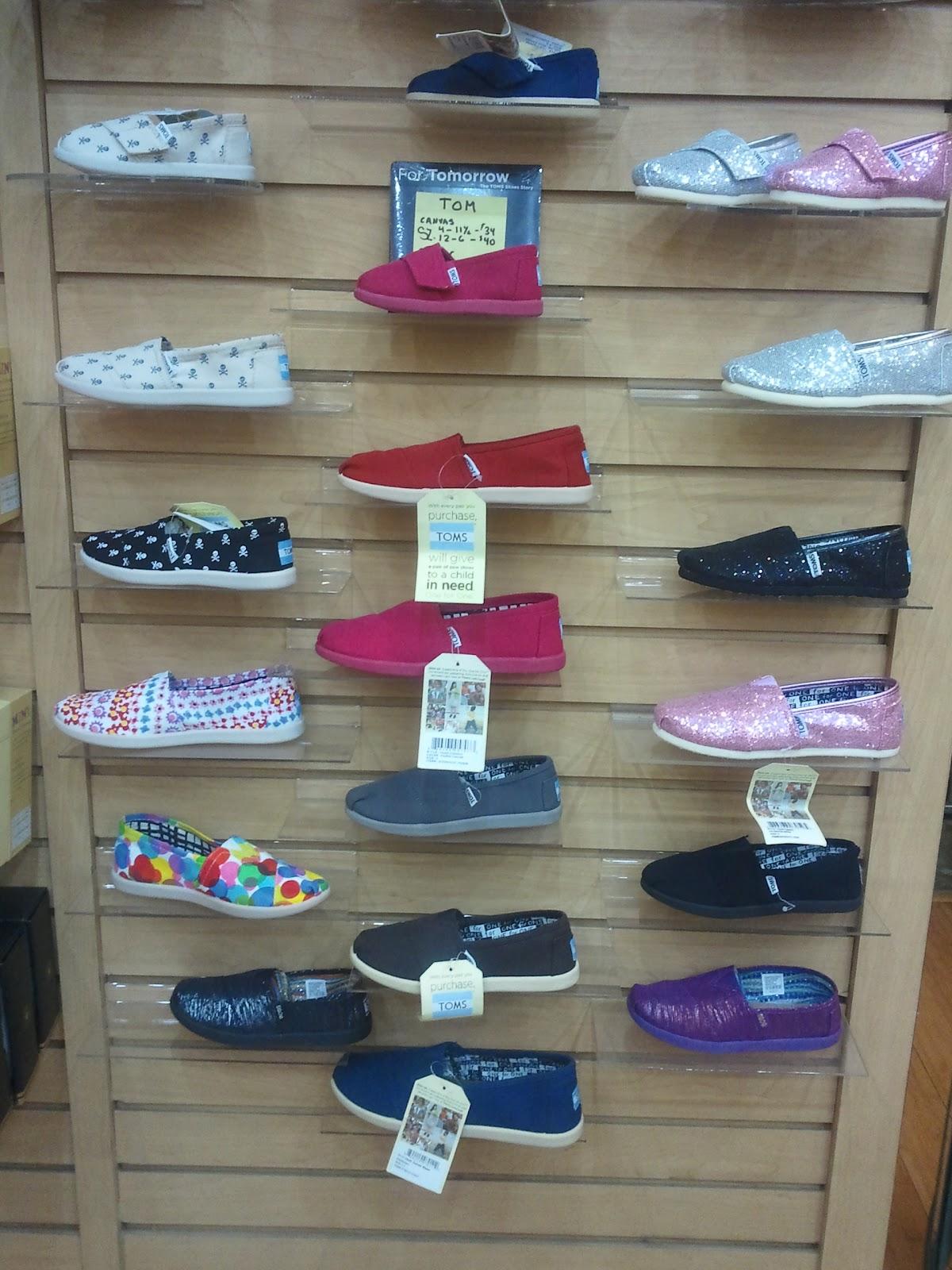 507332251f3 Montebello Mom  TOMS Shoes Warehouse Sample Sale  6 22-6 24