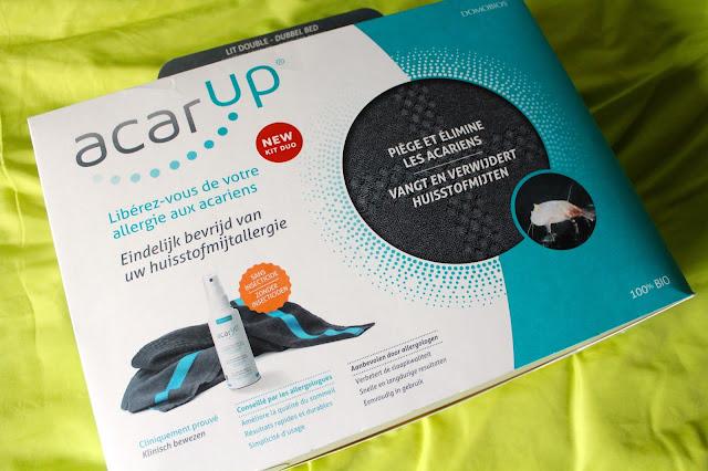 Se débarrasser des acariens : la méthode Acar'Up