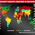 புதிய உலகளாவிய தரவரிசைப்படி, ஐஸ்லாந்து பூமியில் மிகவும் அமைதியான நாடு மற்றும் ஐந்து ஆண்டுகளில் உலக 'அமைதி' முதன்முறையாக முன்னேறியுள்ளது