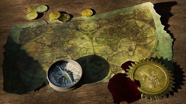 خرائط قديمة أثارت دهشة العلماء
