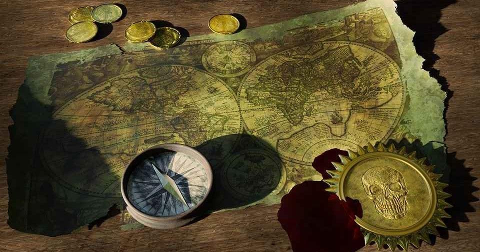 خرائط قديمة أثارت دهشة العلماء عالم المعرفة