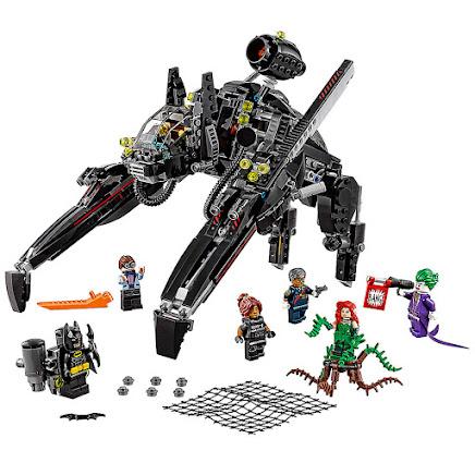 LEGO 70908 - Pojazd kroczący