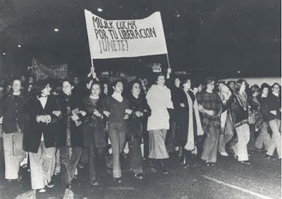 Mujeres en lucha en el tardofranquismo