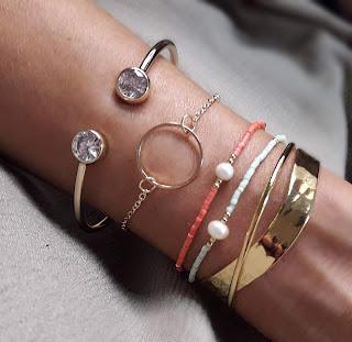bijoux bracelet createur cercle