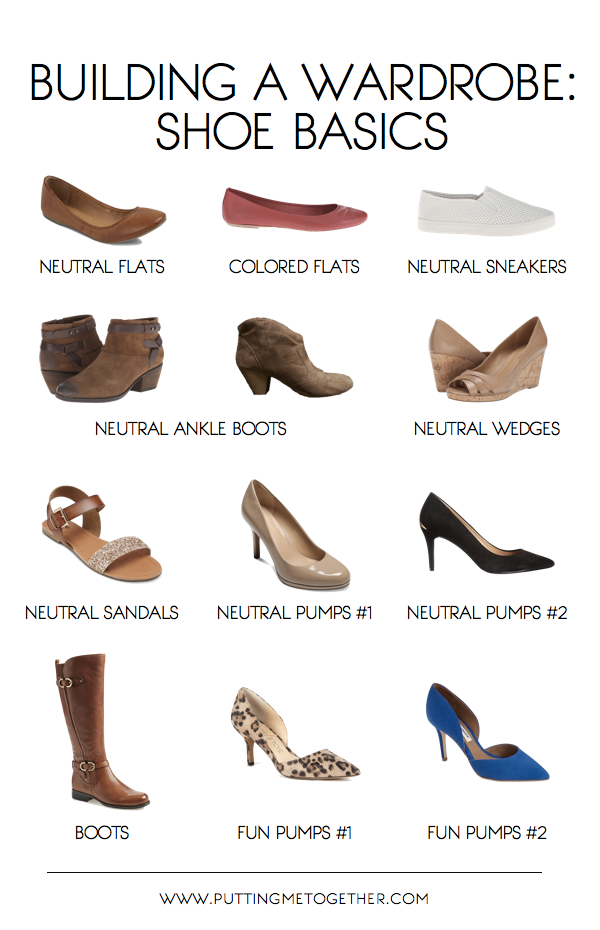 707cad4fbe Wardrobe From Scratch, Part 6: How to Choose Shoes