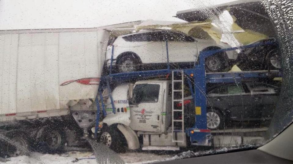 MEC&F Expert Engineers : MASSIVE PILEUP ON I-94 IN MICHIGAN, ONE