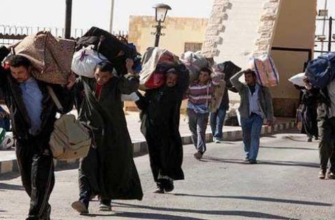 أخبار مصر اليوم الجمعة 12-8-2016 عودة 23 مواطن من ليبيا بعد تحريرهم من الجيش الليبى