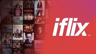 Aplikasi nonton film bioskop iflix