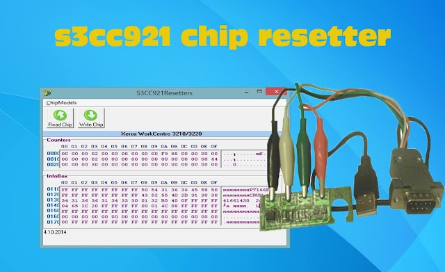 s3cc921 chip resetter