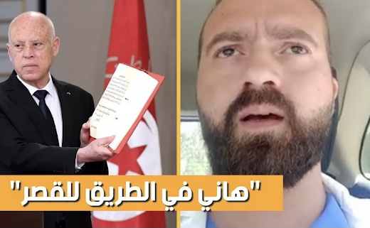 """بالفيديو / زكرياء بوقرة : """"ماعادش فيها هاني ماشي توا للقصر ، باش نقدم للرئيس إستراتيجية تنقذ البلاد """""""