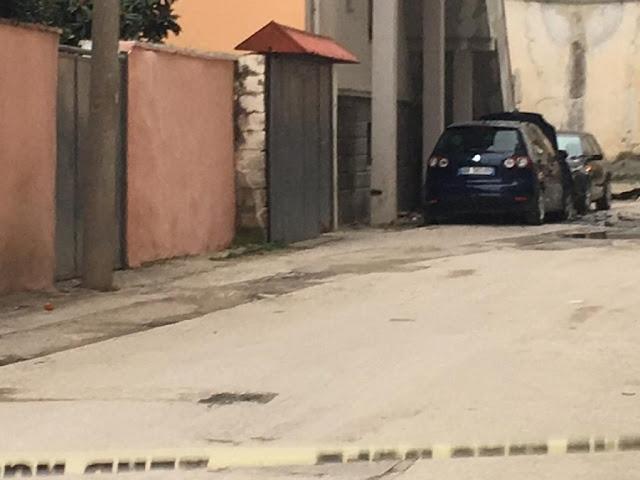 The car of the Prosecutor Albert Kuliçi exploded in Vlora