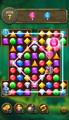 Screenshot Jewel Match - Apcoid